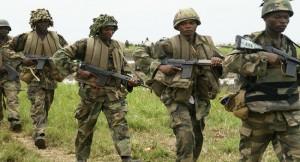 Army, Troops, Boko Haram