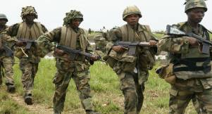 Monarch Confirms Soldiers Deployment To Ekiti