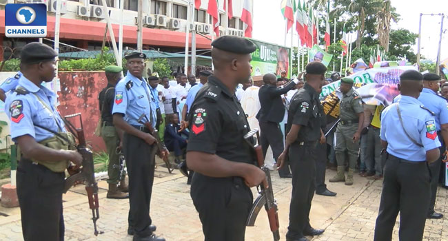 Bauchi Security: Police Rescue Hostages From Kidnappers Den