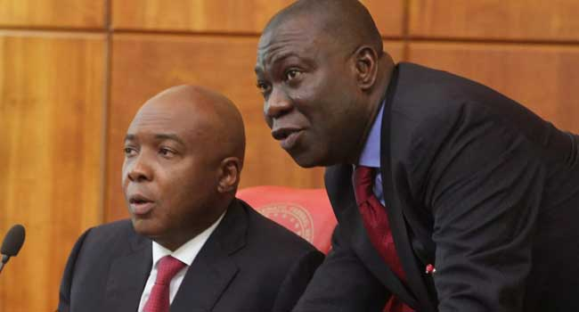 Alleged Senate Rules Forgery: Saraki, Others' Trial Stalled