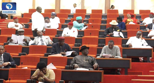 Senate Steps Down Bill On Establishment Of Maritime University