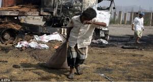 Yemen Blast, Saudi Arabia, US, Houthi Rebels