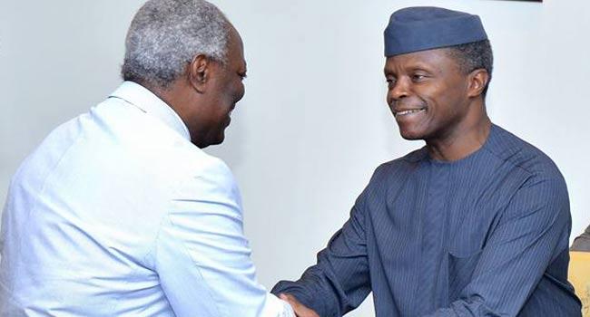 Buhari Is The Kind Of Leader Nigeria Needs, Osinbajo Says