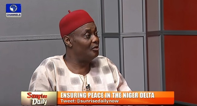 Niger Delta Region Is Largely Seen As A Bazaar – Chima Nnaji