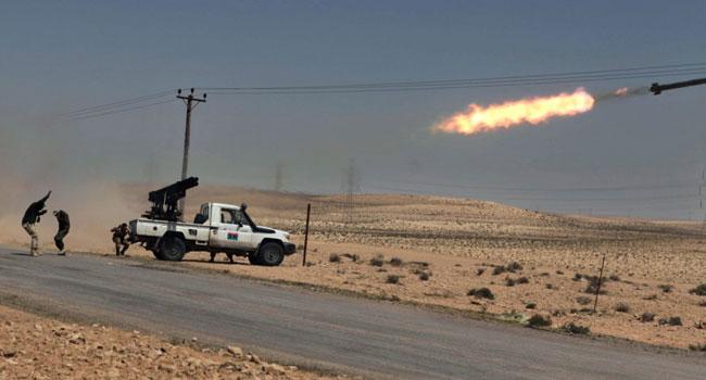Seven Killed By Shelling In Libya's Benghazi
