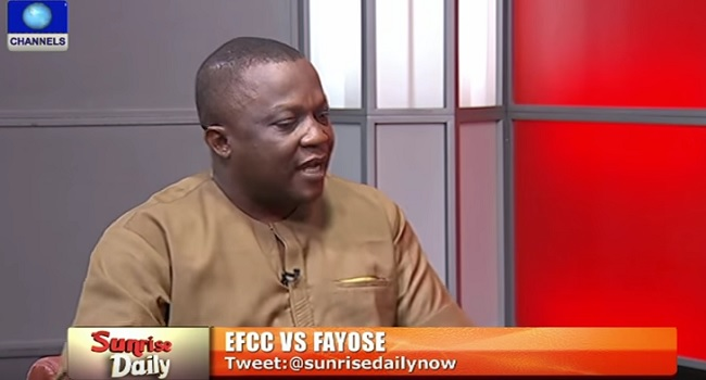 EFCC Should Provide Court Order Backing Fayose's Frozen Account – Oloyede