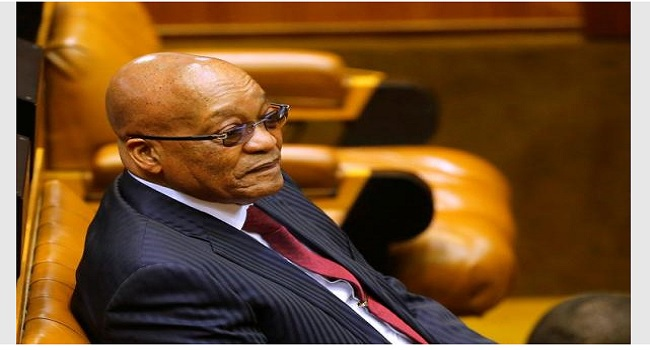 Zuma Lodges Complaint Over Leaked Audio Recording
