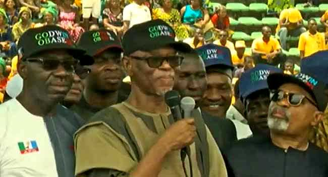 APC Presents Edo Governorship Candidate, Flags Off Campaign
