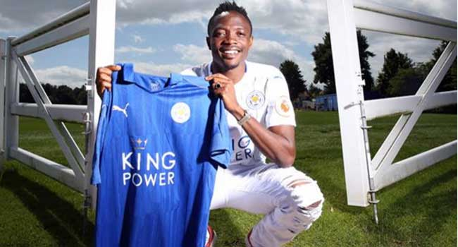 Leicester City Sign Nigerian Attacker, Ahmed Musa