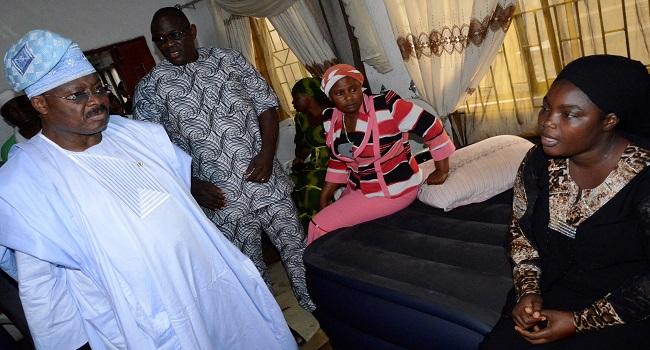Ajimobi Visits Slain Oyo Lawmaker's Family, Promises To Apprehend Perpetrators