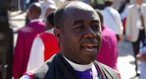 Anglican Bishop, Education