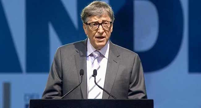 Bill Gates Commends African Youths Innovation