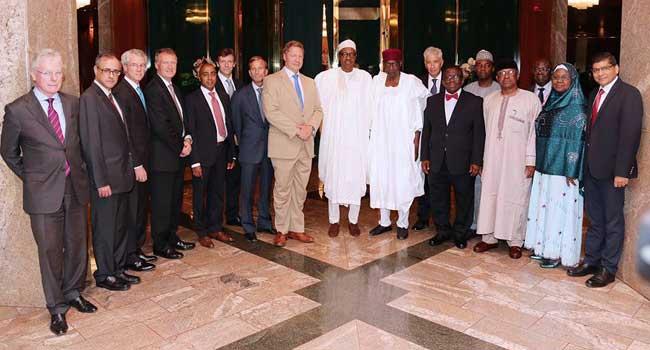Buhari-Global-fund-gavi