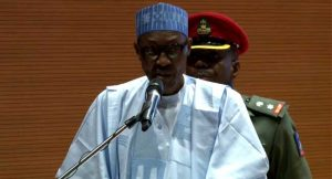 Muhammadu Buhari on Chibok Girls