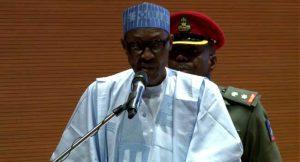 Muhammadu Buhari on Chibok Girls