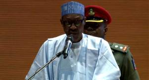 Buhari Urges Rich Nations To Save Lake Chad From Extinction