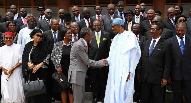 Buhari-Judiciary-Summit