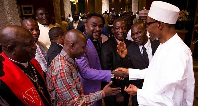 Buhari-Northern-Christian-Leaders-Meet