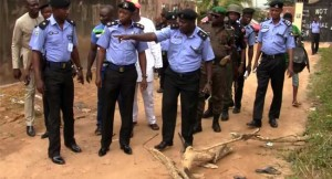 bauchi security, police rescue, kidnappers
