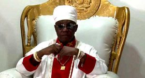 Crown Prince of Benin Kingdom, Prince Eheneden Erediauwa