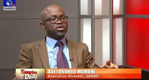 SERAP Condemns Budget Padding, Calls For probe • Channels Television