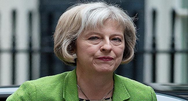 Theresa May Triggers Brexit Process