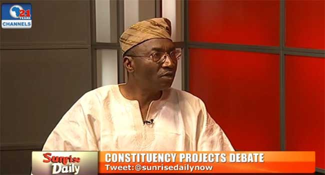 Lawyer Says Constituency Project Is Unconstitutional
