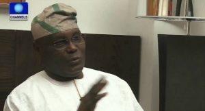 Atiku Abubakar, Ibrahim Babangida, Niger, Government