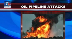 oil pipeline attacks