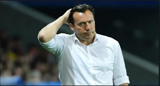 Belgium Sacks Coach Marc Wilmots