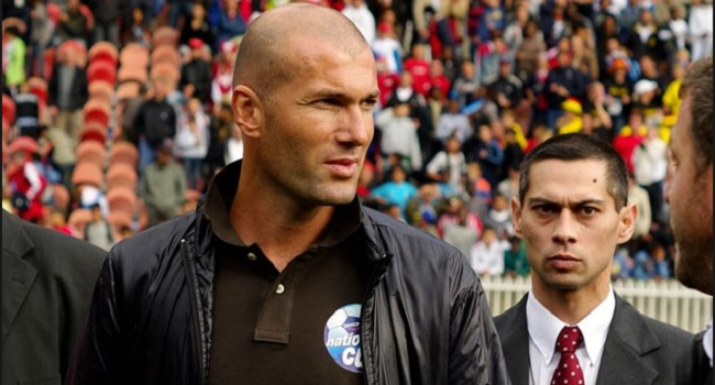 Champions League: Zidane Ready For Sportin Lisbon
