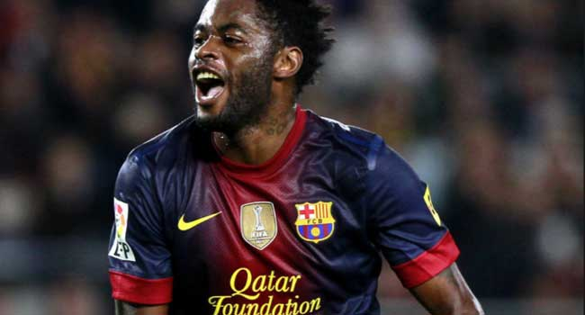 Barcelona's Alex Song Joins Rubin Kazan On Free Transfer