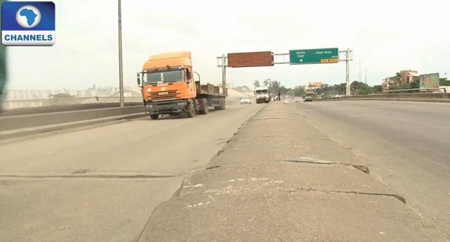 FG Opens Apapa-Ijora Bridge In Lagos