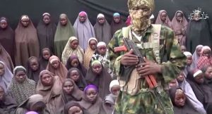 Boko Haram video on chibok girls