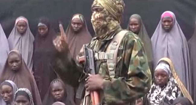Chibok Girls: Army Responds To Boko Haram Prisoner Swap Request