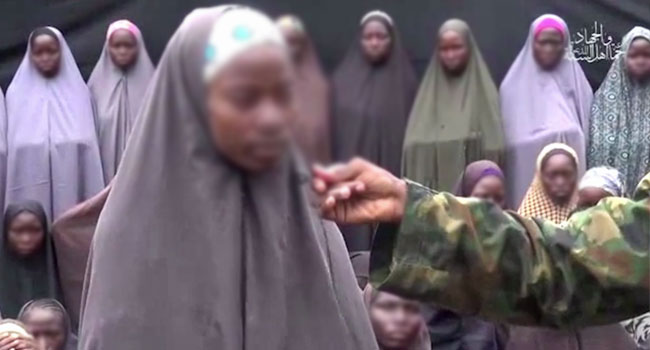 Amnesty International Asks Government To Up Efforts To Free All Chibok Girls