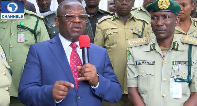 Six Killed In Abakaliki Attempted Jail Break, Prisons Boss Says