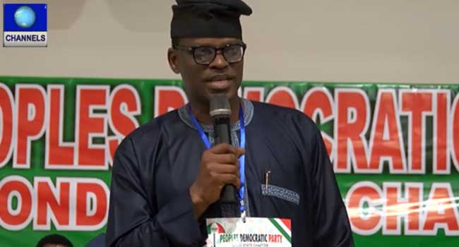 Ondo Election: PDP Governors Hail Appeal Court's Ruling On Jegede Candidacy