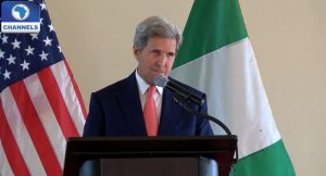 John Kerry on northeast humanitarian crisis