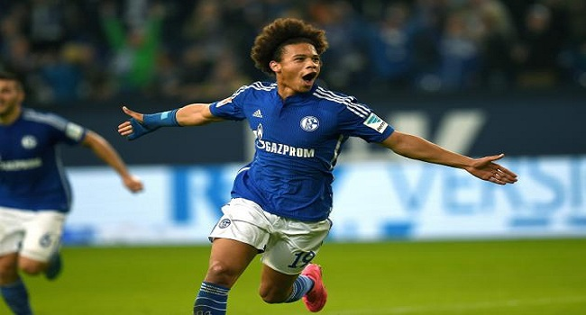Manchester City Sign Leroy Sane From Schalke 04