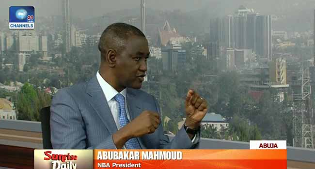 EFCC Should Be Stripped Of Prosecution Duties, Says Mahmoud