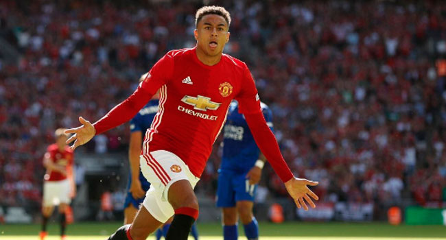 EPL: Manchester United Beat Leicester City 4 – 1