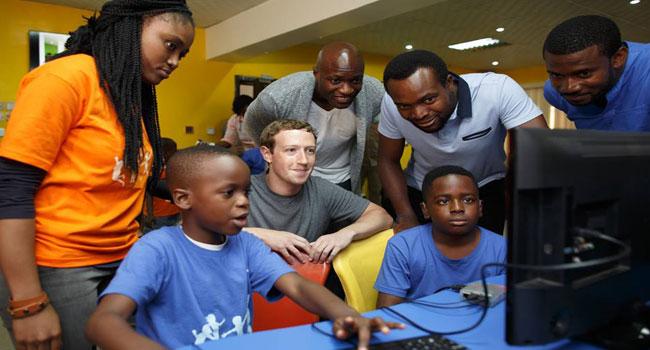 Zuckerberg In Nigeria To Witness Africa's Tech Revolution