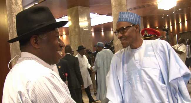 Jonathan Urges Niger Delta Militants To Sheathe Their Swords