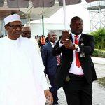 Muhammadu-Buhari-Leaves-For-Kenya