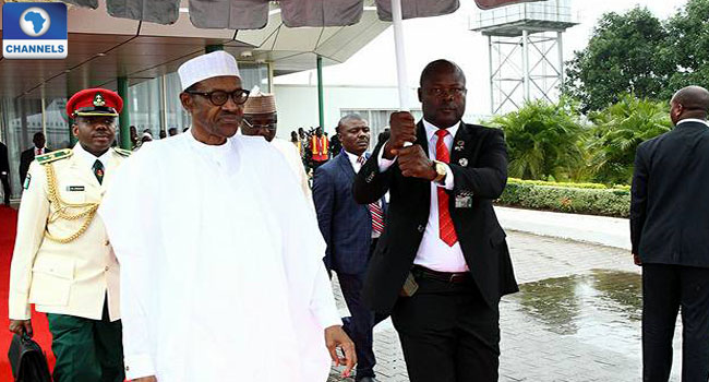 Buhari Leaves For Kenya To Attend TICAD Summit