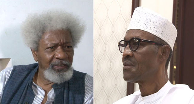 It's Impossible To Honour Abiola And Admire His Tormentor, Soyinka Tells Buhari