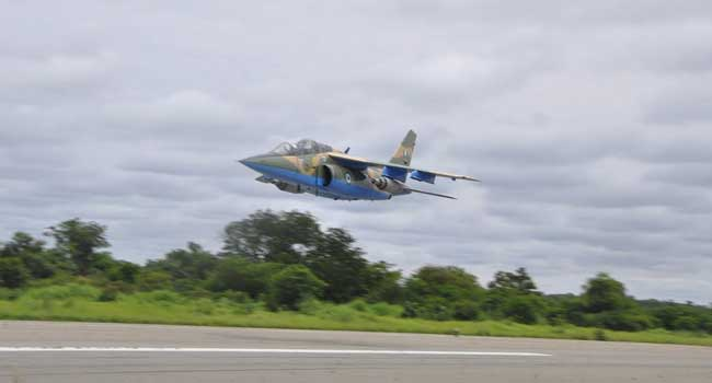 Nigerian Air Force Pilots Urged To Sustain Attacks On Boko Haram