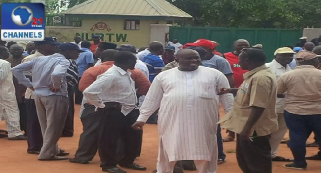 Unpaid Wages: Workers, Labour Unions Turn Out For National Protest