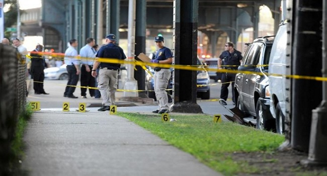 At Least 29 Injured In New York Explosion